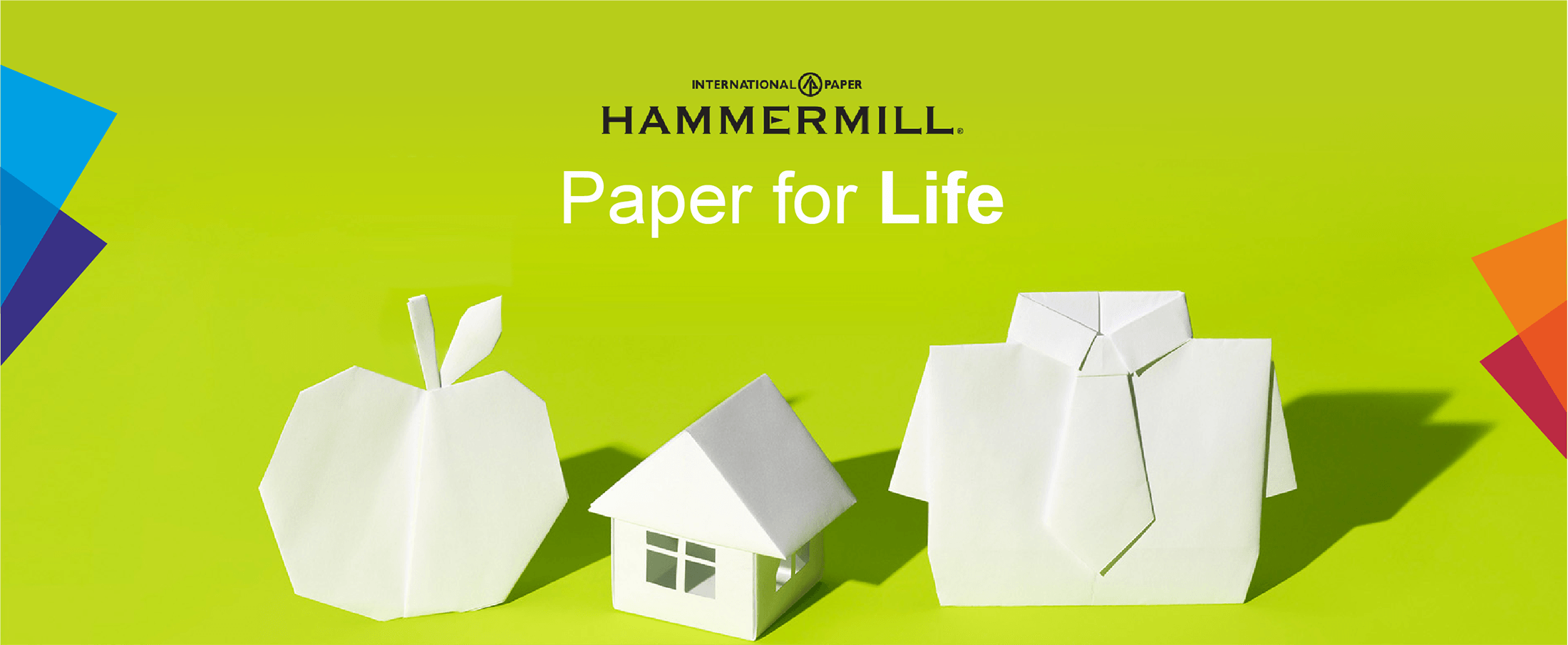 Hammermill, Paper for Life