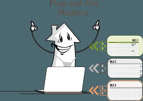 MLS Plug and Play Platform