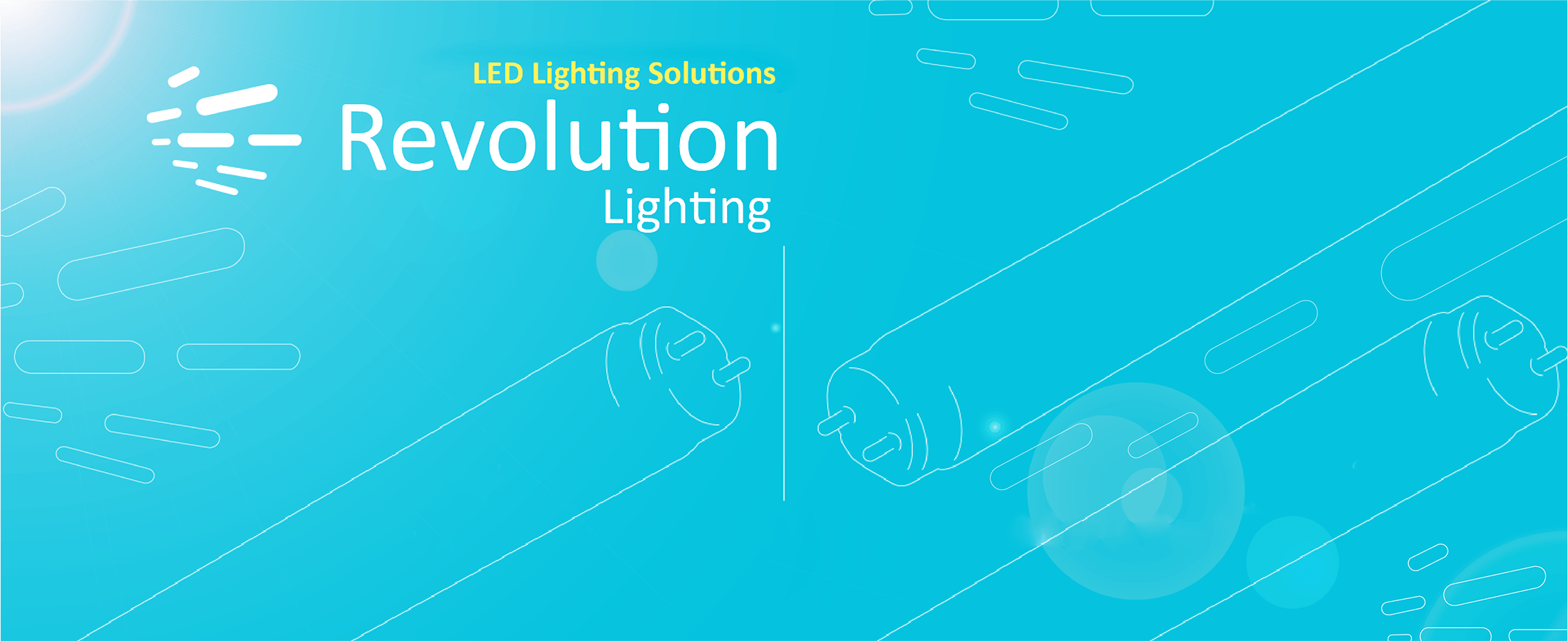 Banner - Revolution Lighting Background Image