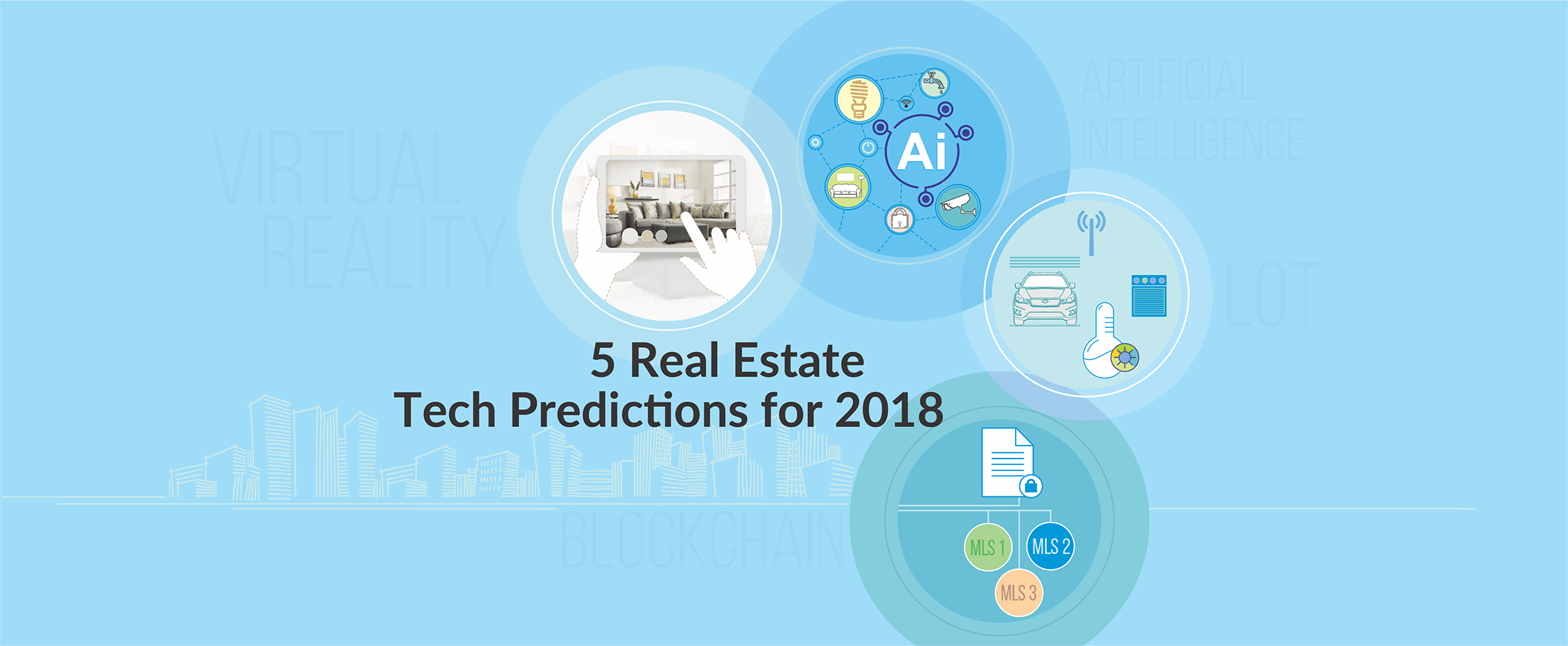 5 Real Estate Tech Predictions for 2018