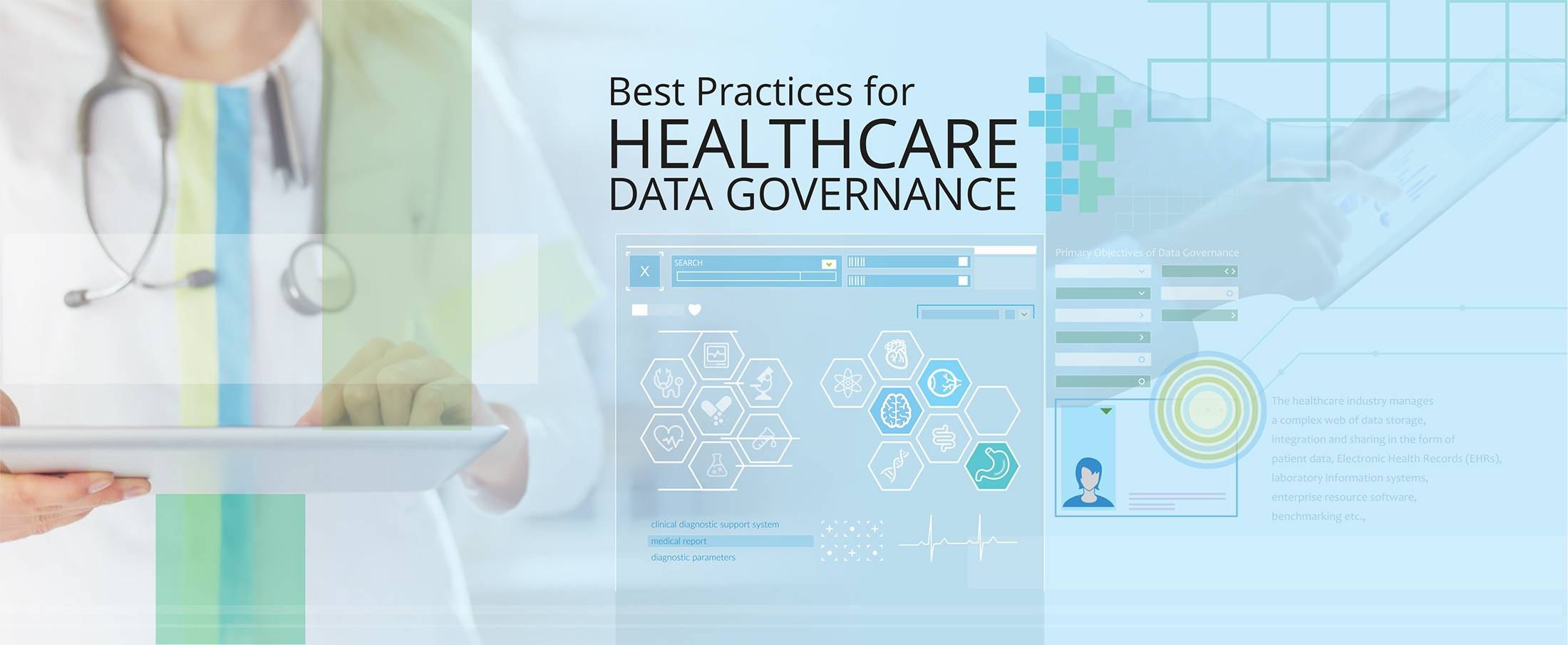 Best Practices for Healthcare Data Governance