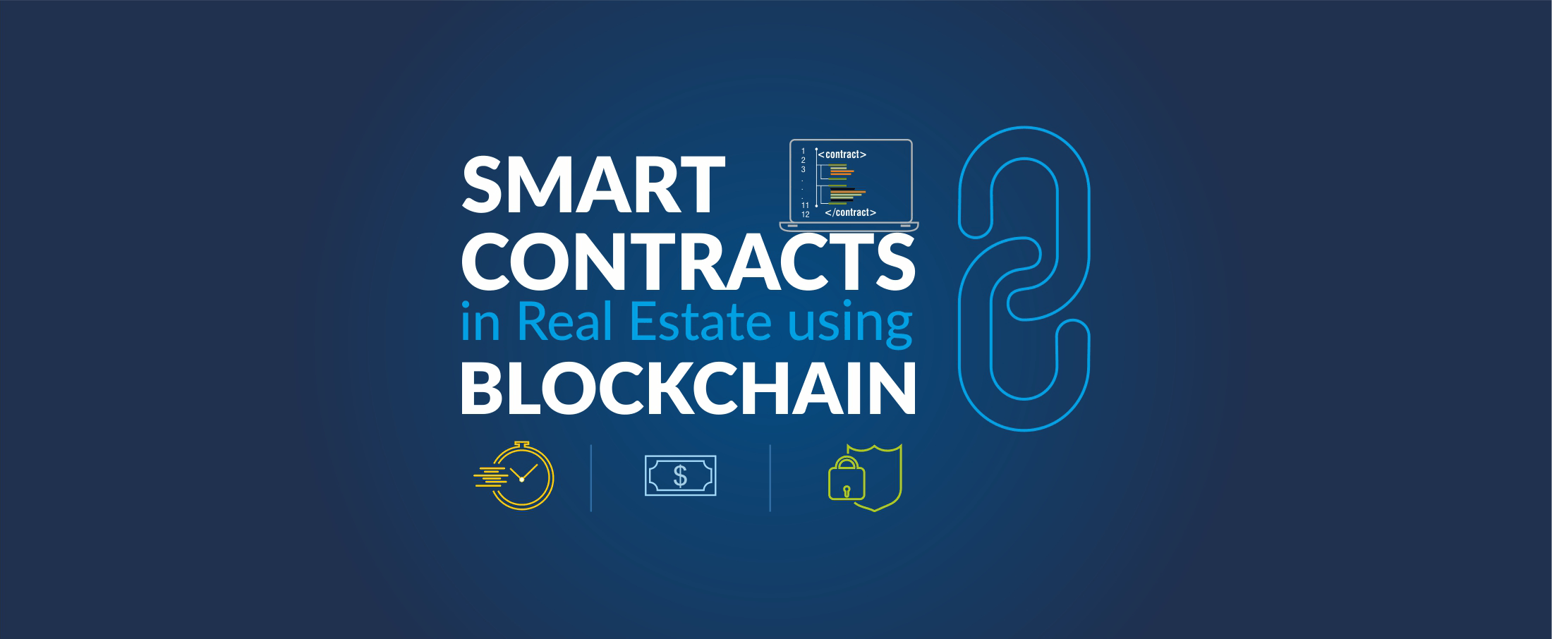 Smart Contracts in Real Estate using Blockchain
