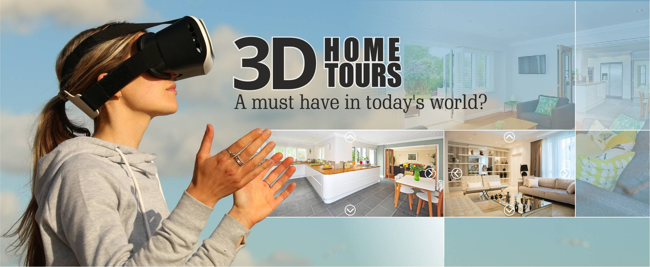 3D Home Tours - A must have in today's world?