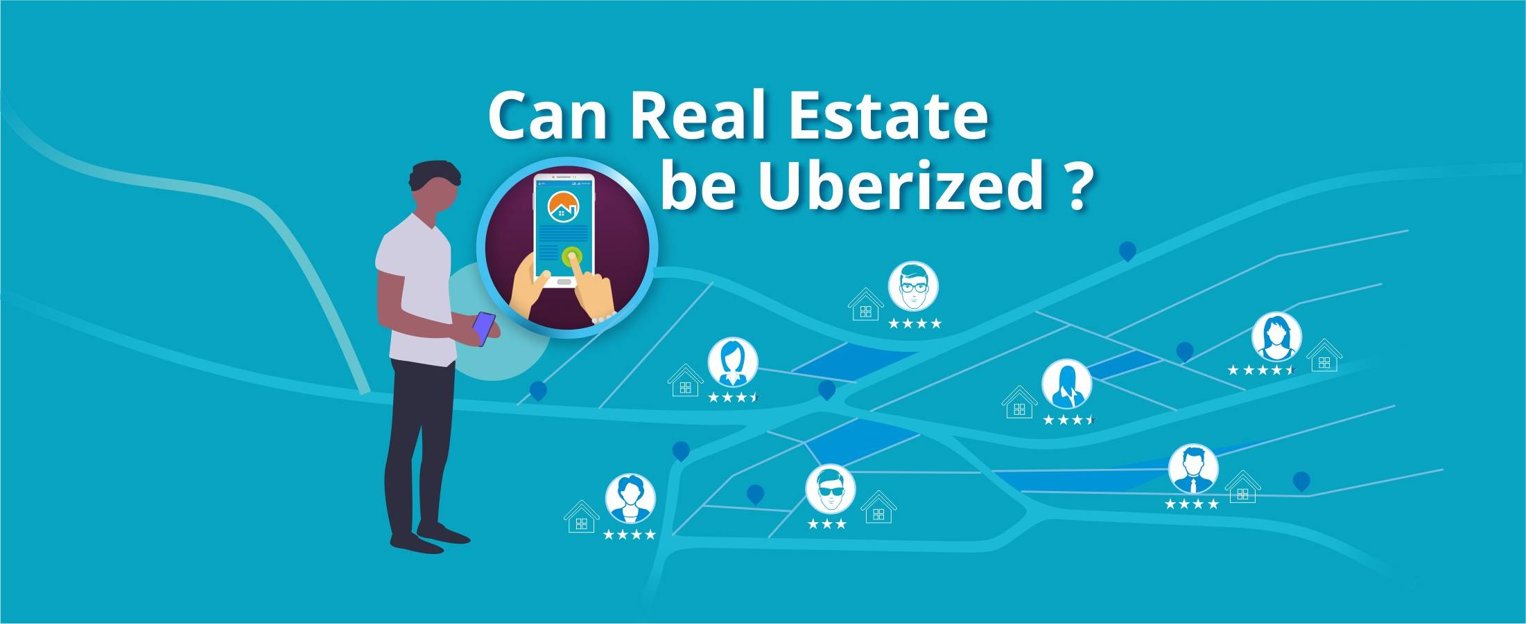 Can Real Estate be Uberized?