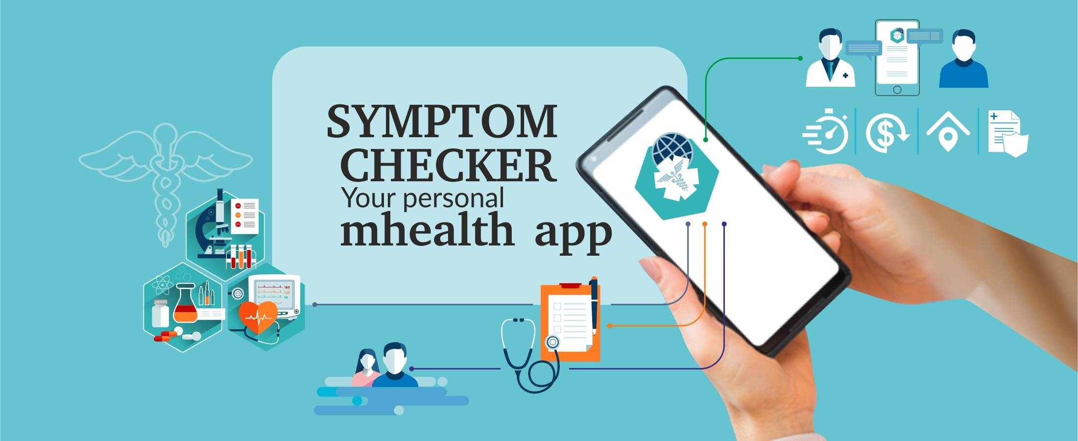 Mobifilia - Symptom Checker mHealth app