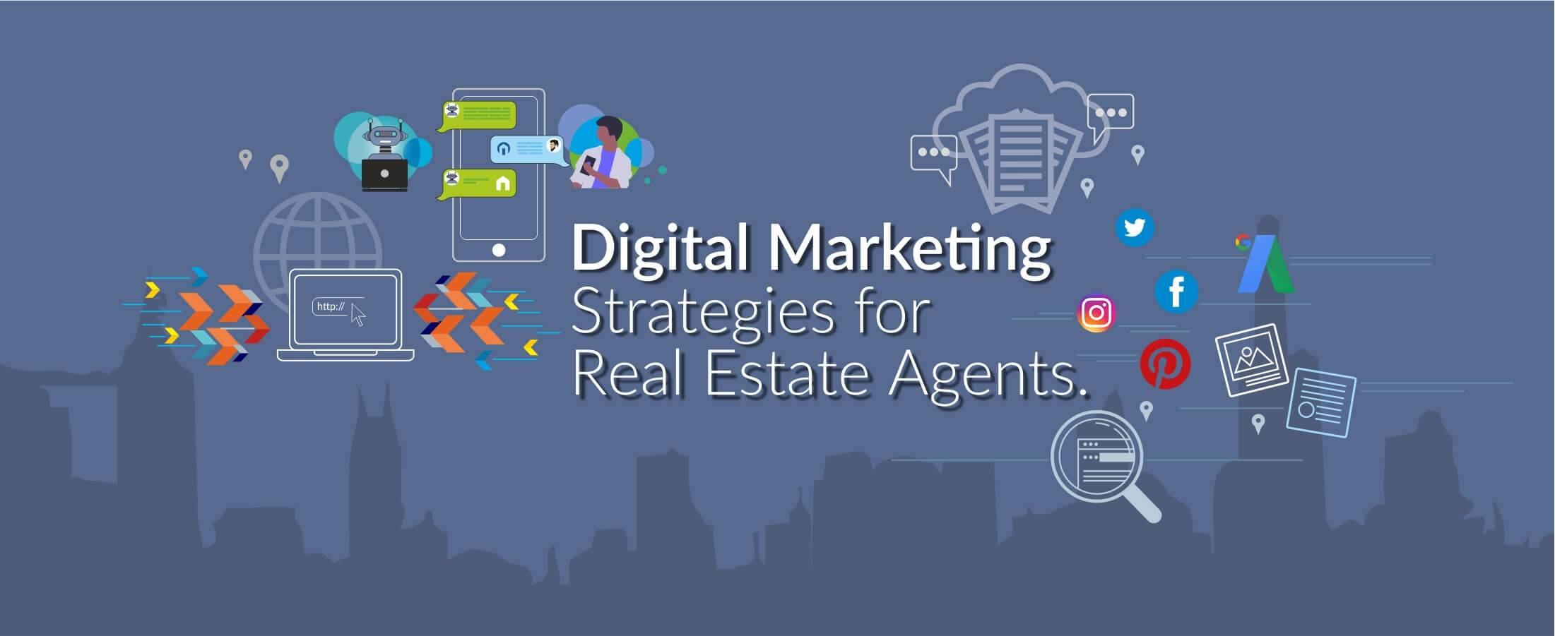Digital Marketing Strategies for Real Estate Agents